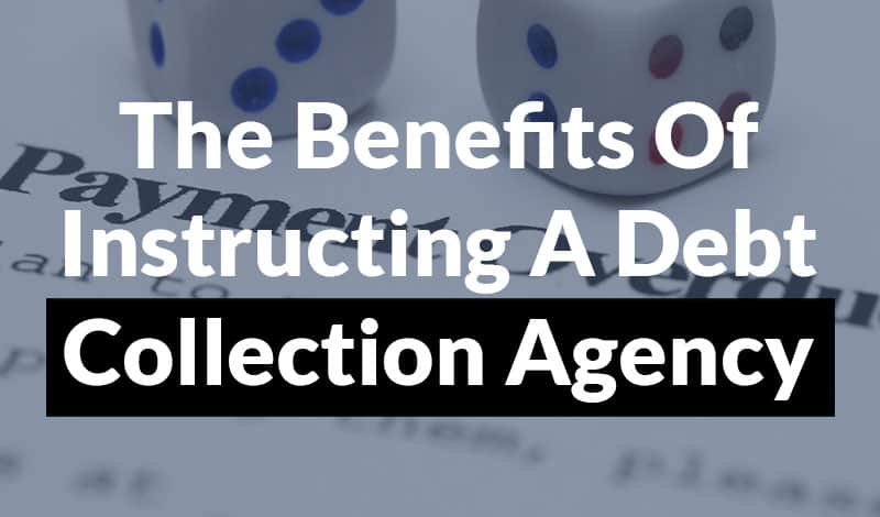 instructing a debt collection agency - 1